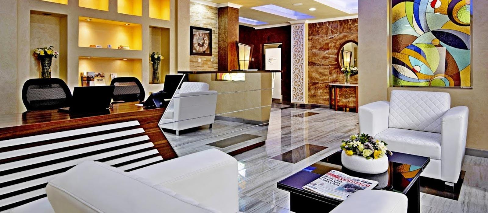Gramo Suites Hotel Apartments – E-concierge