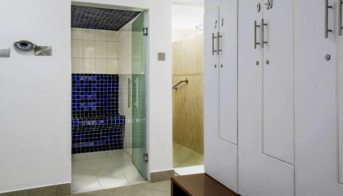 Gramo Suites Hotel Apartments - Steam Room