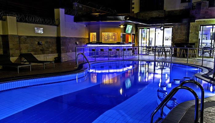 Gramo Suites Hotel Apartments - swimming pool in kileleshwa