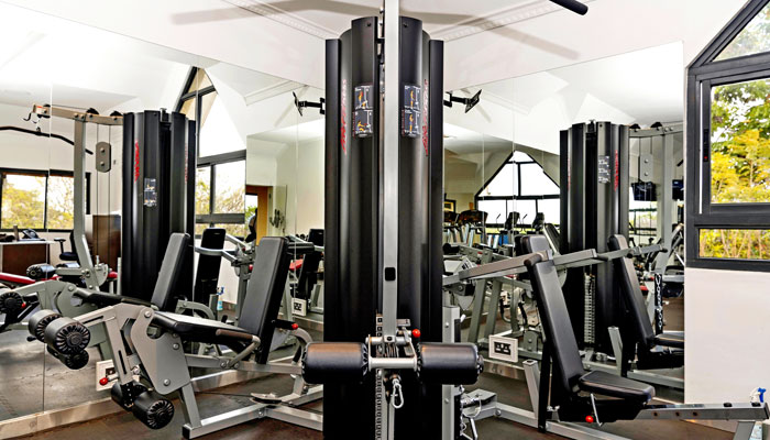 Gramo Suites Hotel Apartments – Fitness Facilities