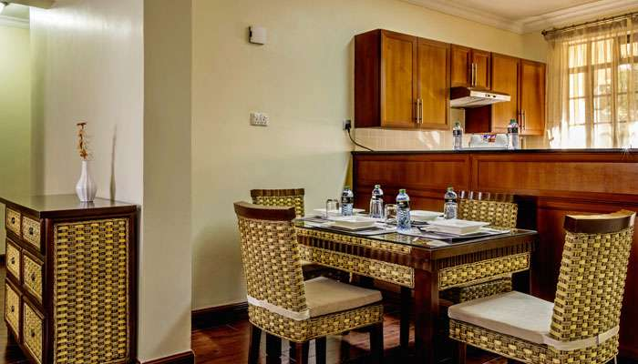 Gramo Suites Serviced Apartments - Two Bedroom Serviced Apartments