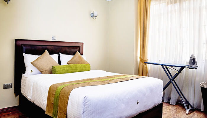 Gramo Suites Serviced Apartments - One Bedroom Serviced Apartments in Nairobi